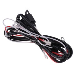 120cm led fog light spotlight relay wire harness kit inline cargando zoom  [ 1024 x 1024 Pixel ]