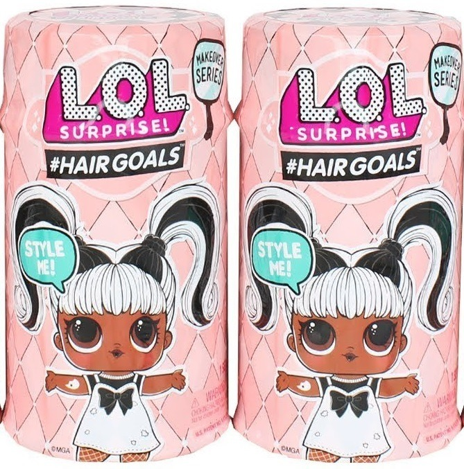 Other Brand Character Dolls L O L Surprise Hair Goals Series 2 Case Dolls Bears Sman5pandeglang Sch Id