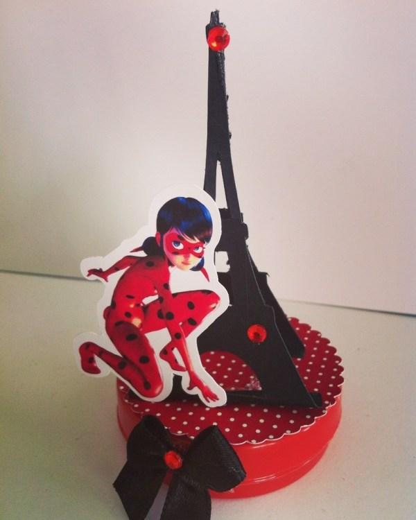 Latinhas Miraculous Ladybug - Lembrancinha Festa 68 00 Em Mercado Livre