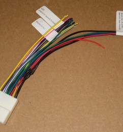 20 pin subaru nissan headunit radio wiring harness with stee  [ 1200 x 850 Pixel ]
