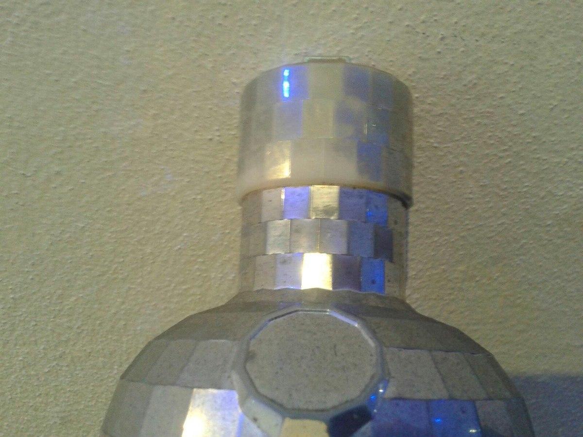 2pk Estuche Coleccion Absolut Vodka Plastico Cantia Disco