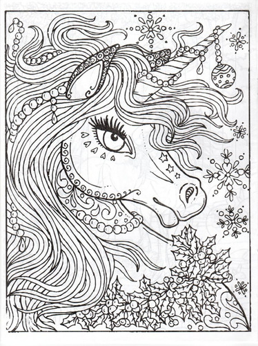 En dibujos para colorearte hemos creado los mas lindos y divertidos dibujos fáciles de unicornios para pintar. 30 Libros Unicornios Para Colorear Fiestas Infantiles
