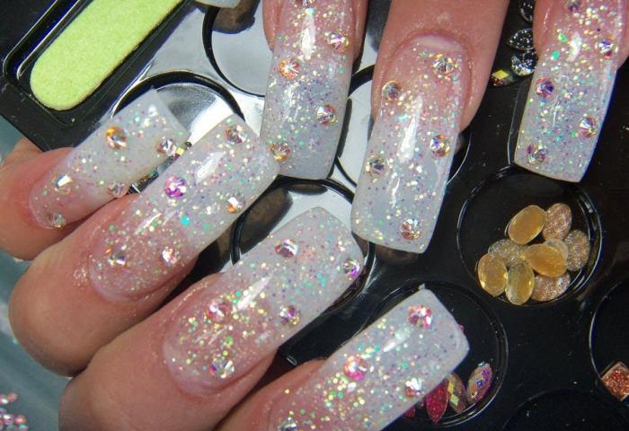 4320 Piedras Cristales Paquete Para Decoracion De Uñas 33000 En
