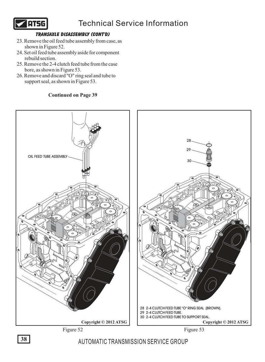 62te Manual De Reparacion Transmision Automatica 62te