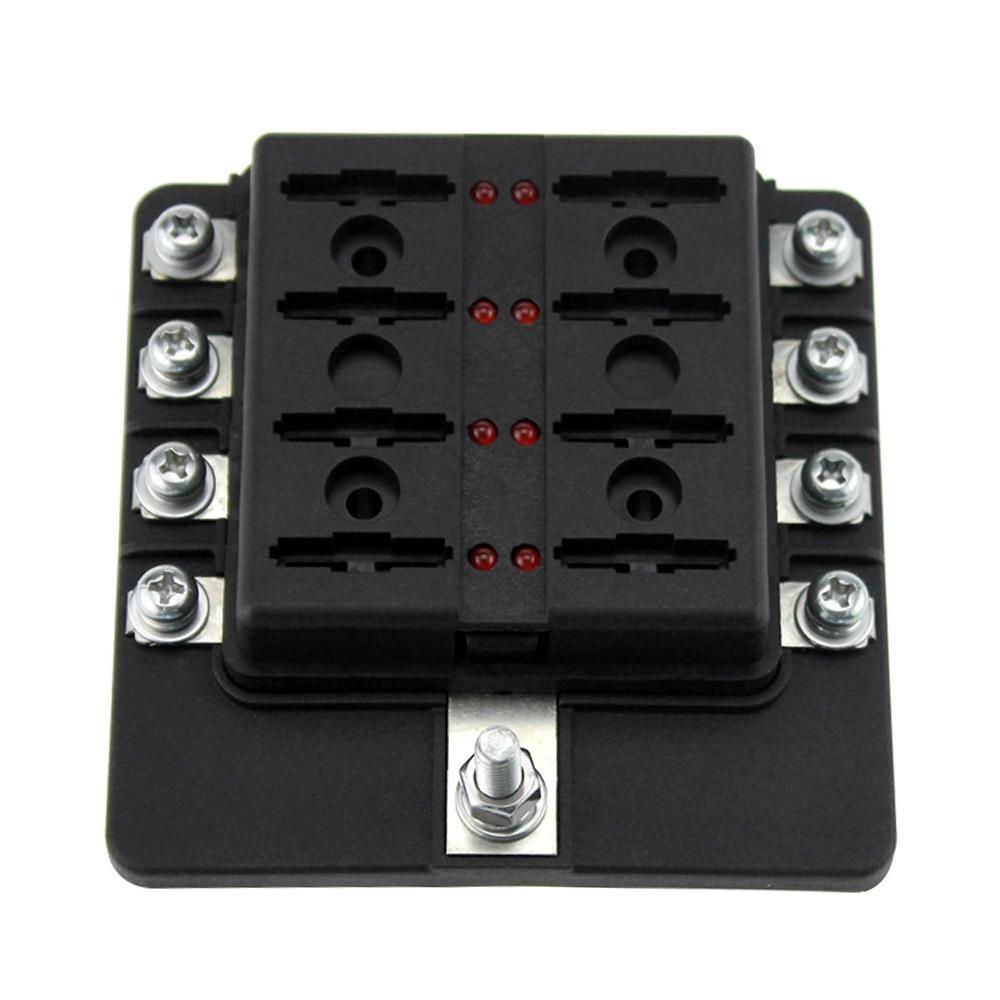 medium resolution of  box holder fuse blocks con indicador l cargando zoom
