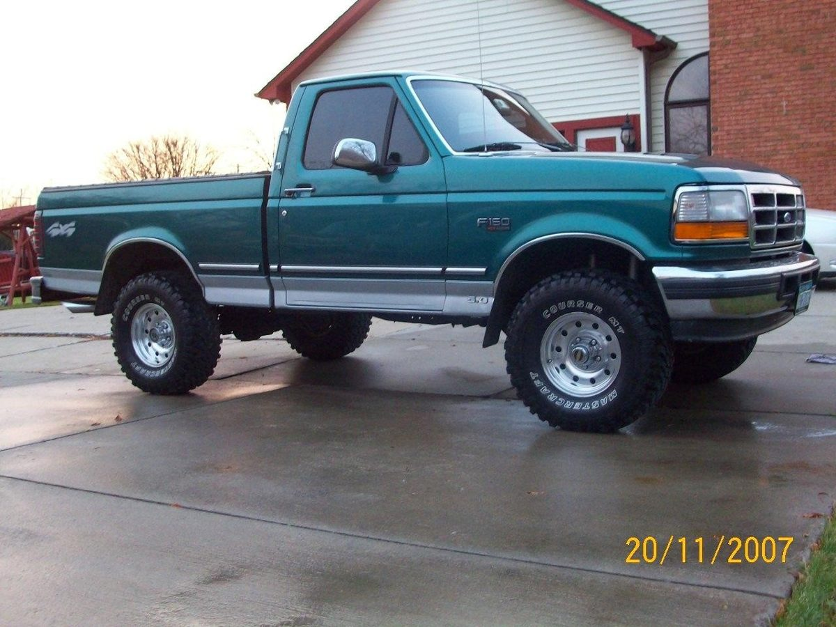 95 Lift 150 Ford 5 F Inch