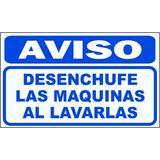 Cartel Maquinas Trabajando en Mercado Libre Argentina