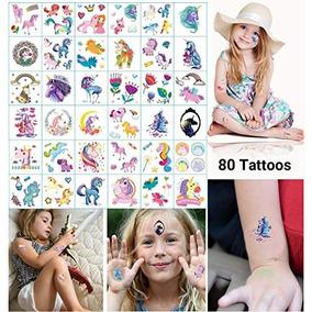 Tatuajes Temporales Para Niños En Mercado Libre México