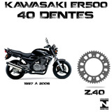 Kawasaki Er 500 no Mercado Livre Brasil