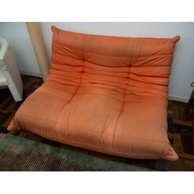 sofa usado olx rio de janeiro inexpensive leather set sofas usados rj casa moveis e decoracao em 2 lugares togo laranja classico apenas retirada