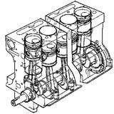 Perkins 6-305 Cadenero-manual Despiece Y en Mercado Libre