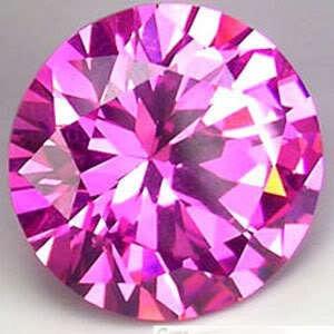 espetacular diamante rosa de