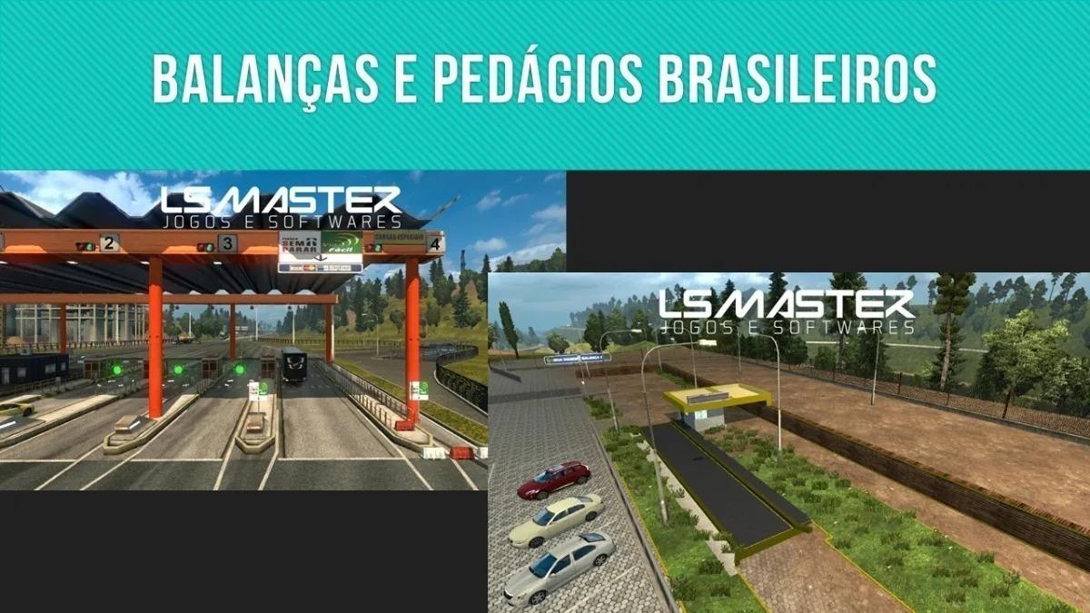 Naruto storm 4 mod god. Euro Truck Simulator 2 Mod Bus E Caminhão 1.34 Brasil 2021