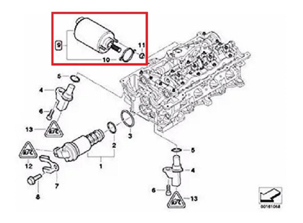 Válvula Atuador Valvetronic Bmw 116 118 120 320i Z4 X1 X3