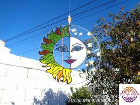 Tatuaje Sol Y Luna Artesanías En Mercado Libre Argentina