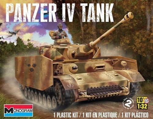 Revell - Tanque Panzer Iv | Mercado Livre