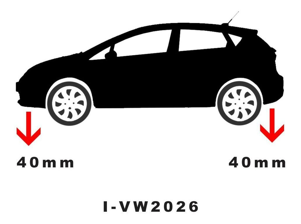 Kit Mola Esportiva Audi A3 1.8 Turbo Ar Automatico 2000