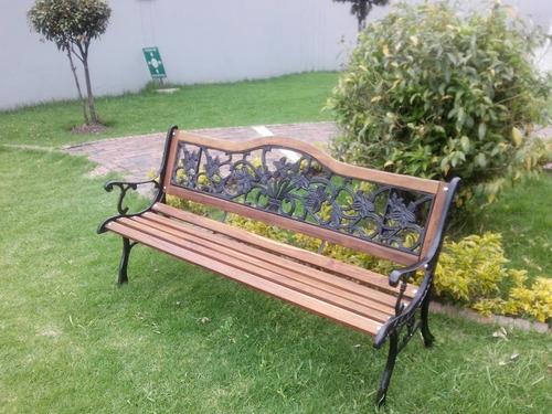 bancas para exterior parques club hoteles jardin terraz