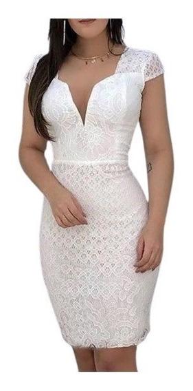 Vestido Casamento Civil | MercadoLivre.com.br
