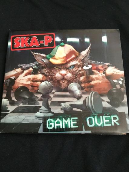 Ska-P Game Over (Album)- Spirit of Rock Webzine (en)