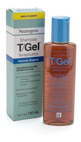 Shampoo Neutrogena T Gel Terapéutico Anticaspapsoriasis ...