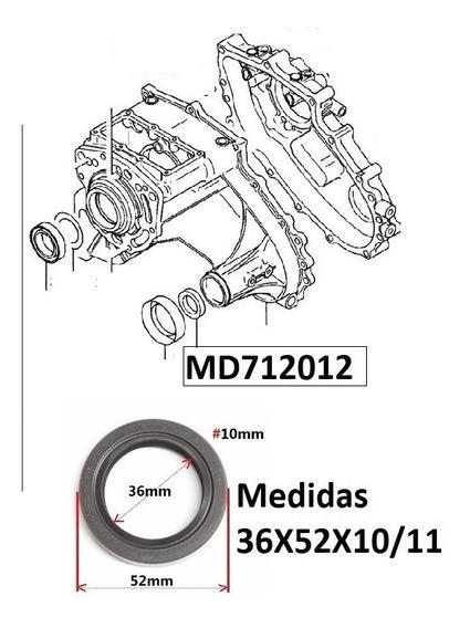 Retentor Caixa Transferencia L200 4x4 Mitsubishi