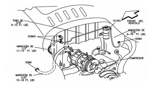 Manual Instalación De Aire Acondicionado Para Vw Sedan