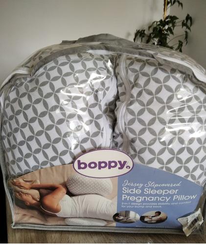 almohada embarazo boppy side sleeper pregnancy pillow