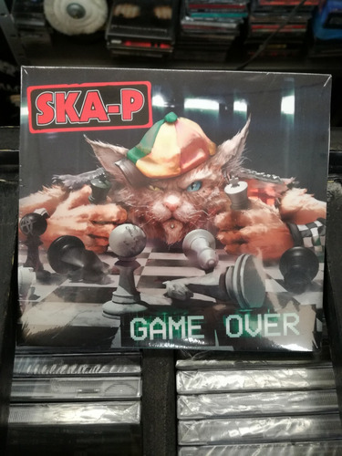 Ska-p Game Over : ska-p, Ska-p, Mercado, Libre