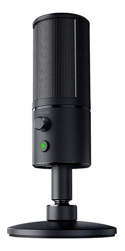 Microfone Razer Seiren X | Mercado Livre