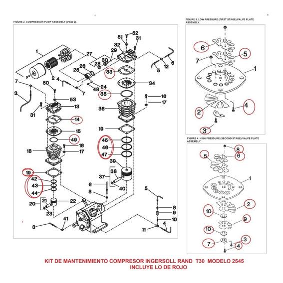 Compresor Ingersoll Rand 375 Vendo Unidad Compresora