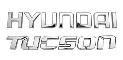 Emblema Tampa Traseira Hyundai Tucson Veiculos