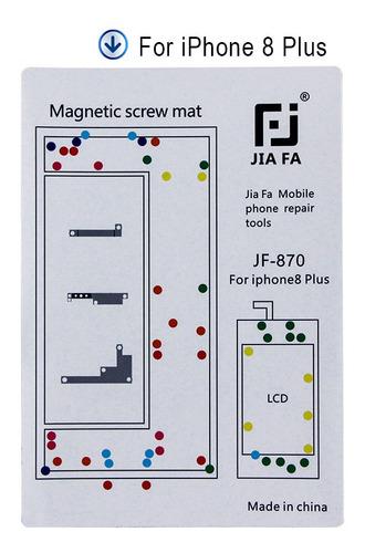 Iphone 8 Plus Screw Diagram : iphone, screw, diagram, Tapete, Parafuso, Magnético, Profissional, IPhone, Mercado, Livre