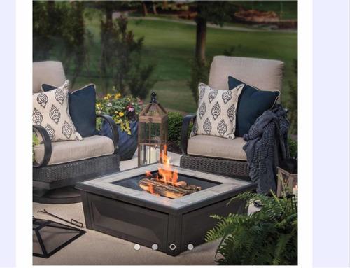 calentador chimenea para fogata jardin patio exterior 26 pul 5 570