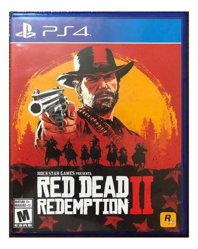 Red Dead Redemption 2 Livre : redemption, livre, Redemption, Standard, Edition, Físico, Rockstar, Games, Mercado, Livre