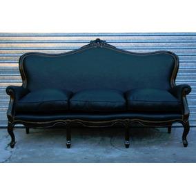 Sofa estilo ingles mercadolibre for Sofas antiguos