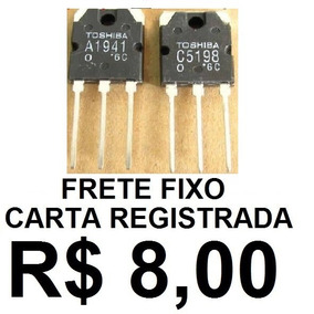 Transistor C5198 Mercadolibre | transistor c5198 toshiba