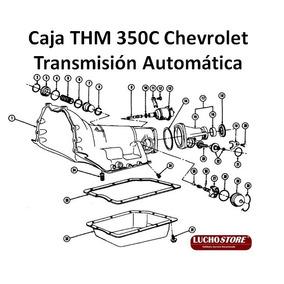 Caja Automatica Chevrolet 350 en Mercado Libre México
