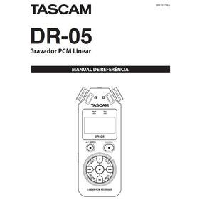 Manual Completo Em Português Do Gravador Zoom H4n Em Pdf
