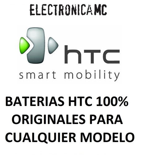 Bateria Htc Touch Viva Indredible S Desire Z Snap Pro 2