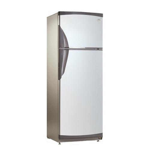 Heladera Freezer Gafa Hgf367awp Plata 334l Clase A Tio