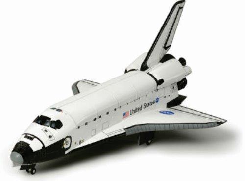 Tamiya Transbordador Espacial Atlantis 1100 Armar Pintar