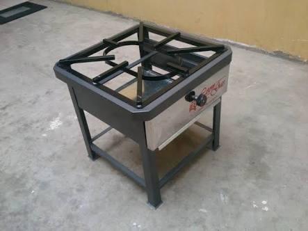 Cocina Semi Industrial Pesada De 1 Hornilla  S 15000 en