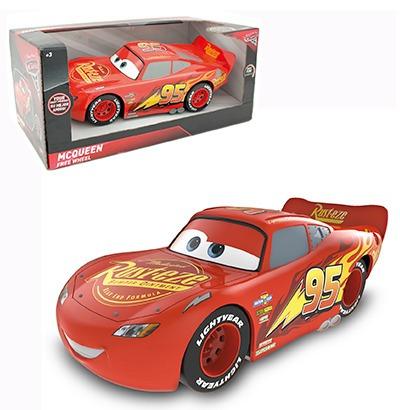 c8c6a33d7da Carrinho De Roda Livre Relampago Mcqueen Carros 3 Disney Toyng ...