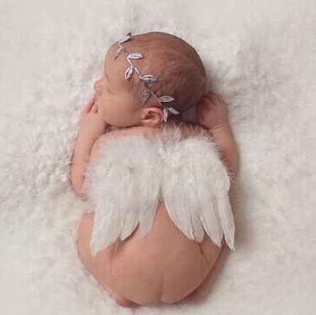 Alitas De ngel Para Beb Primera Sesin De Fotos Unisex