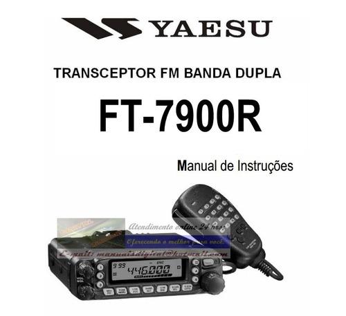 Manual ft 2600m portugues