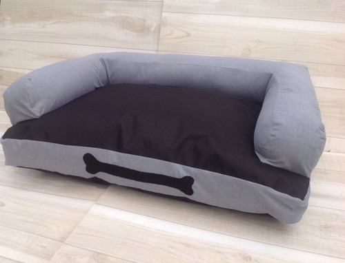 cama sofa para perros mercadolibre modern grey with chaise perro raza grande desmontable 100 1 499 00 en mercado libre