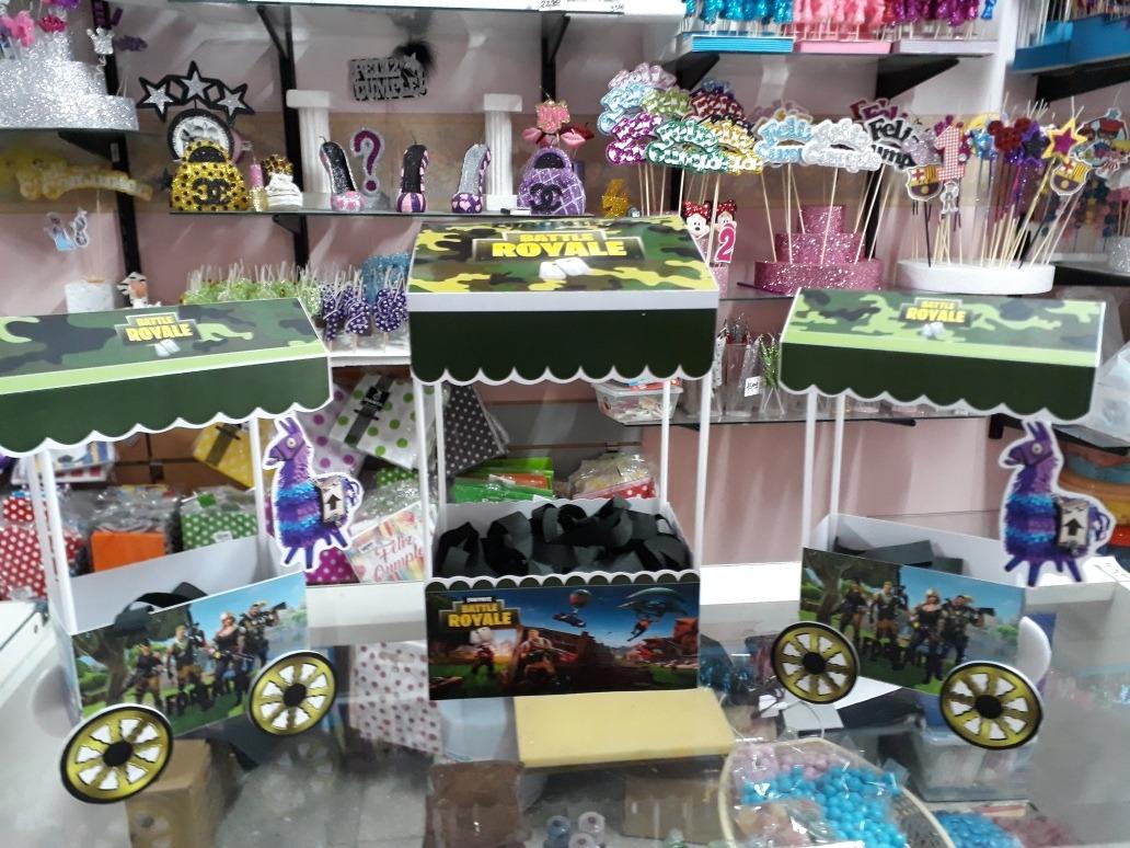 Accesorios Candy Bar Fortnite   55000 en Mercado Libre