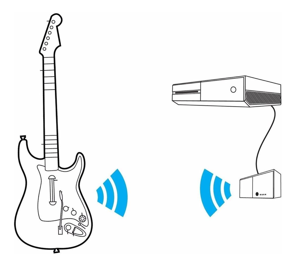 Adaptador Guitarra Bateria Rockband 4 Xbox One