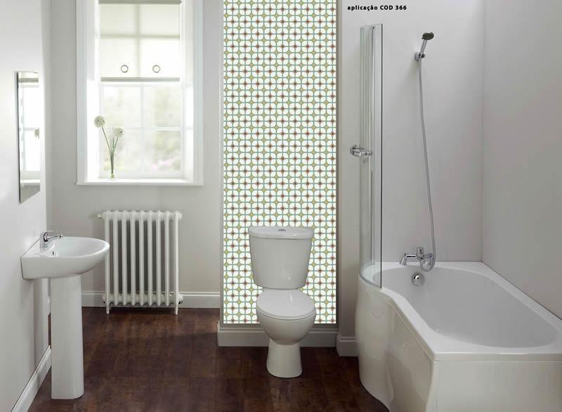 Adesivo Decorativo Azulejo Parede Banheiro  Retro Colmeia